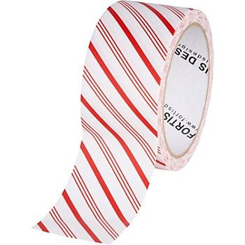 candy cane duct tape