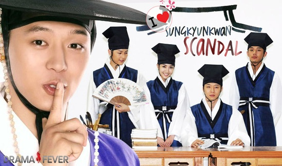 I ? Sungkyunkwan Scandal (I really hope they make another season!) ^_^