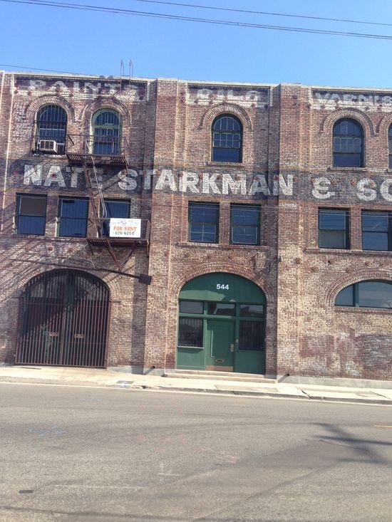 Nate Starkman & Son Building