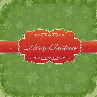 merry christmas graphic banner