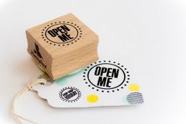 Hey, open me! #gift #wrapping
