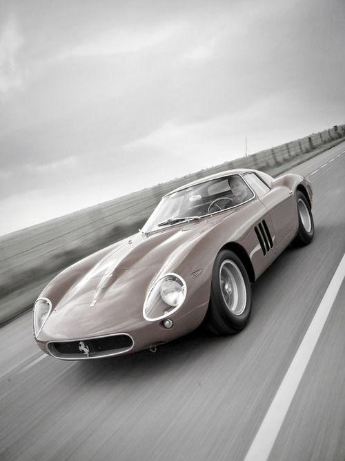 Ferrari #cars #vintage