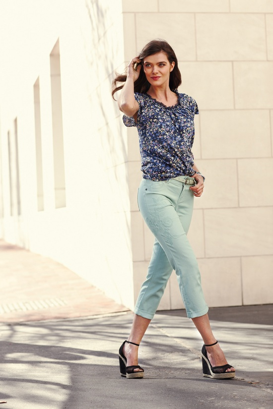 Stand out in the crowd. #ELLE #Kohls