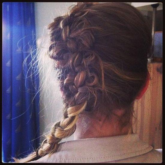 side braid #mirabellabeauty #braid