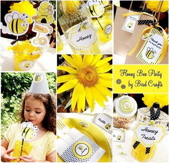 Honey Bee Party