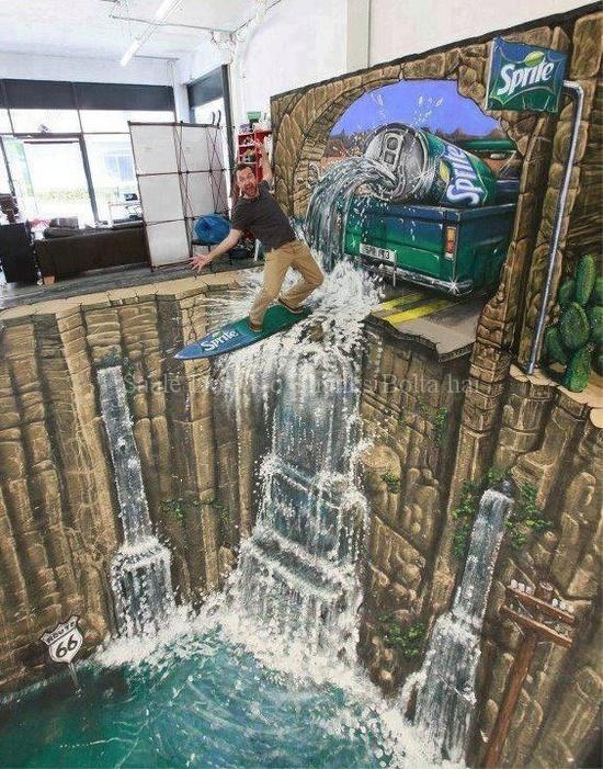 Amazing 3D Art..