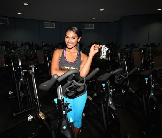 I Worked Out With Miss America