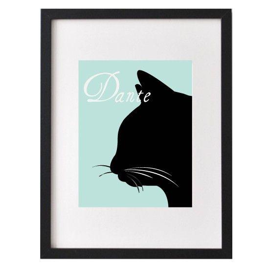 LOVE this idea for a pet portrait