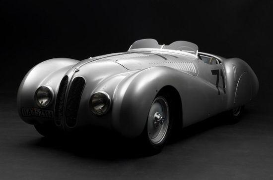 1937 BMW 328 Mille Miglia 1 #cars #luxury