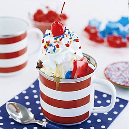July 4th Cupcakes and More