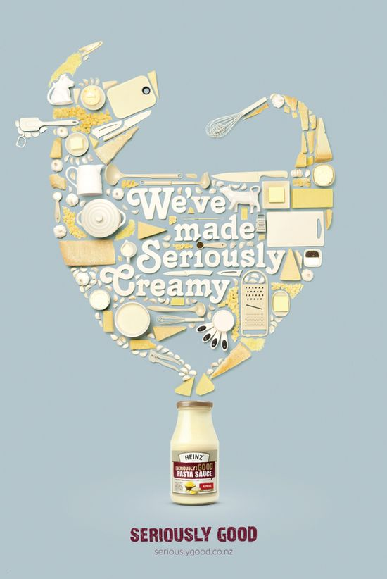 Heinz Seriously Good Sauce Print - by Dave Brady