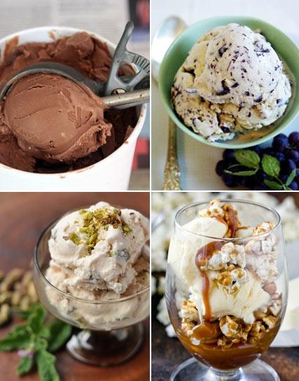 15 best homemade ice cream recipes@Ellen Nickell