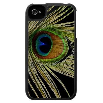 Peacock Eye iPhone Case