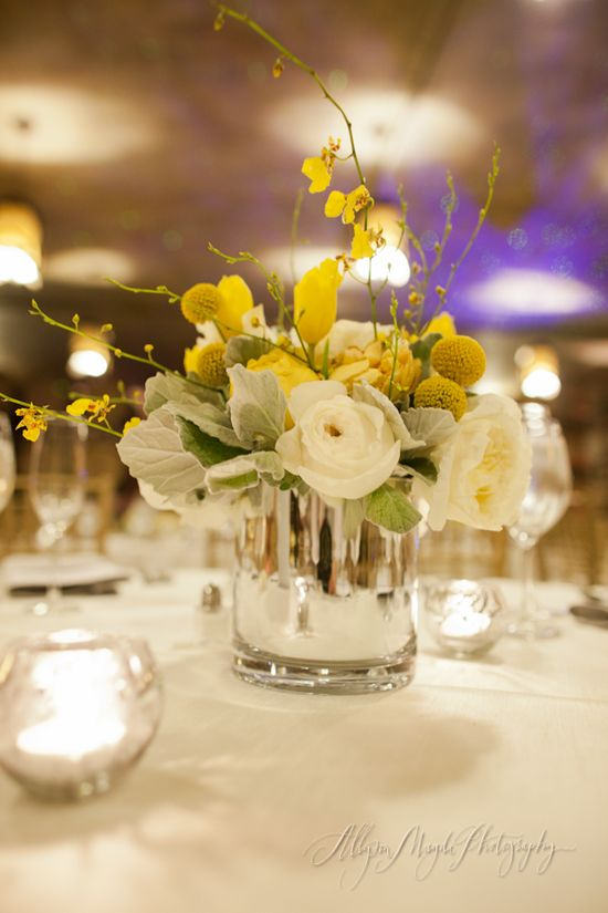 yellow reception wedding flowers,  wedding decor, wedding flower centerpiece, wedding flower arrangement, add pic source on comment and we will update it. www.myfloweraffai... can create this beautiful wedding flower look.