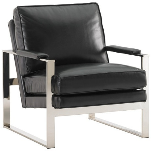 Glamorous Designer Black Leather Executive Chair From InStyle-Decor.com     Beverly Hills Trending Hollywood Home Decor Enjoy & Happy Pinning