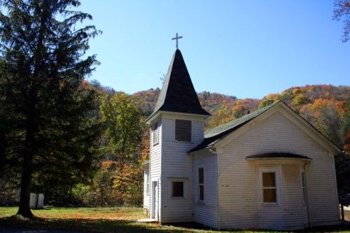 beauty of old Southern churches