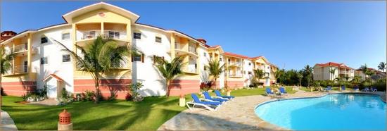 Ocean Dream - studio rental in Cabarete, Dominican Republic $90 per night off-season more views of property at cabaretelifestyle...