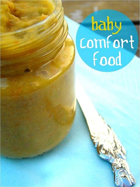 Shepherd's Pie Baby Food & other baby food recipes on this blog