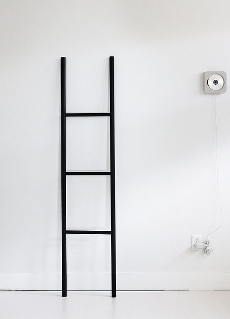 ladder DIY by AMM blog, via Flickr
