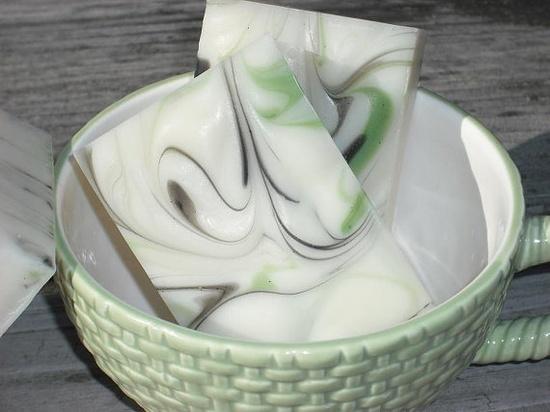 Green Tea CP soap