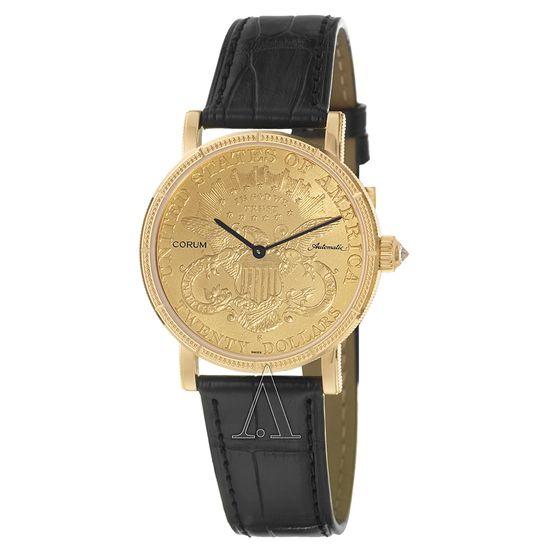 Corum Coin 293-645-56-0001-MU51 Men's Watch