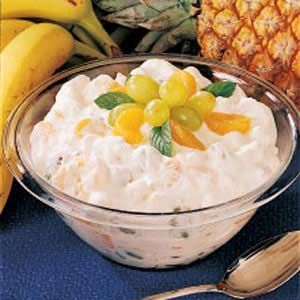 Overnight Fruit Salad...this recipe has been made for 40+ years!