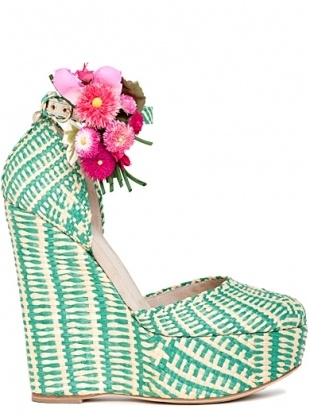 D&G spring summer 2011 shoes
