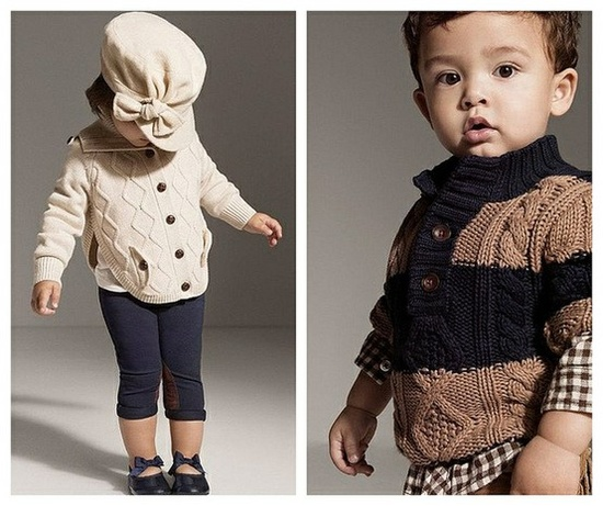 Note to self: schedule babies so that they will be this age in the fall! How cute are these baby clothes?!