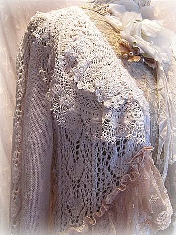 Tons of Lace jacket