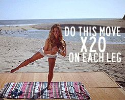 Seriously killer butt workout