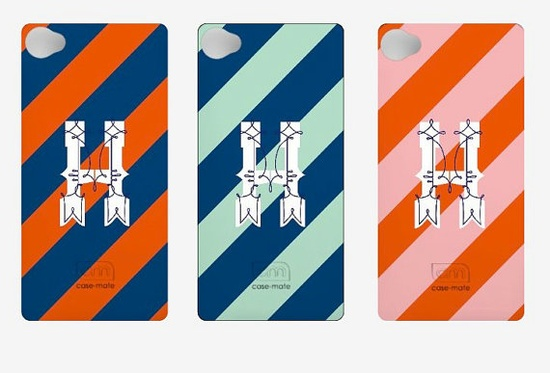 I love these iPhone cases- especially the pink and red one!
