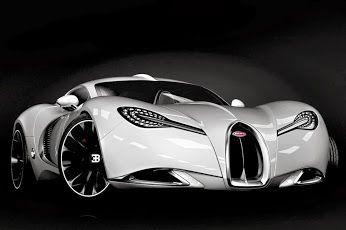 Concept Bugatti