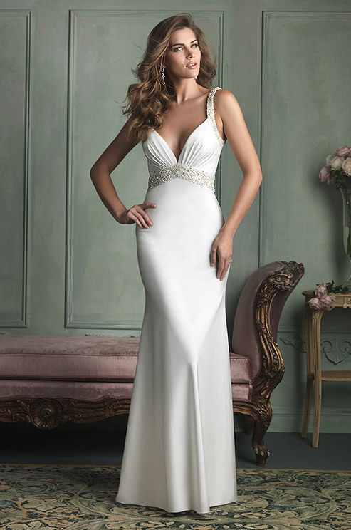 Such a sexy and beautiful dress! Allure, 2014
