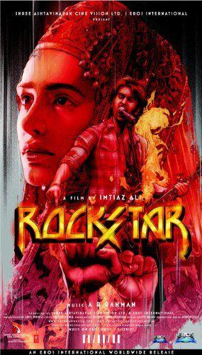 awesome Rockstar (2011) (Hindi Movie / Bollywood Film / Indian Cinema DVD)