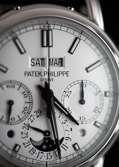 Patel Philippe Mens Watch