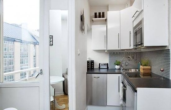 White Kitchen Design Image