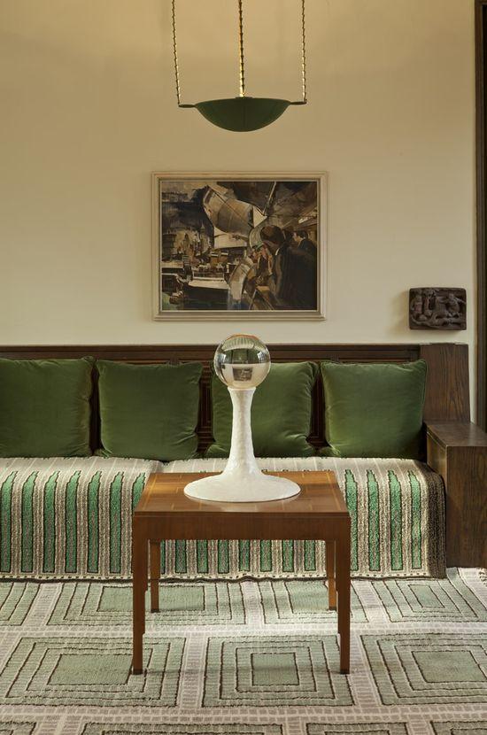 Eero Saarinen's Residence, Cranbrook