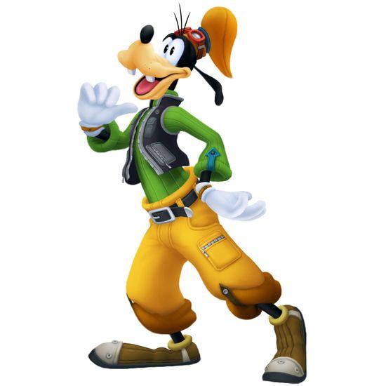 Disney Characters - Goofy