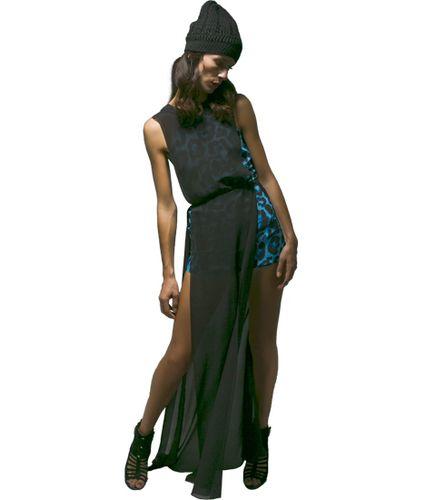 Ao Dai Dress by Wondaland. via The Cools