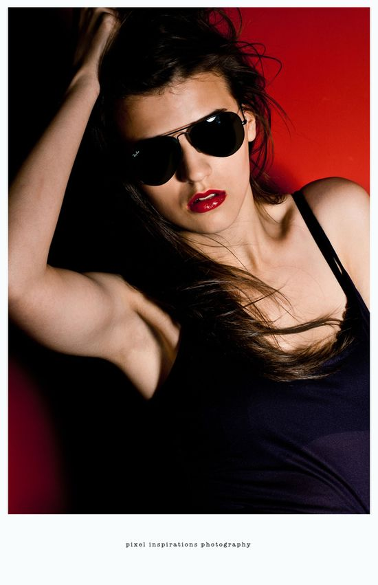 #RayBan Aviators Black Mirror sunglasses