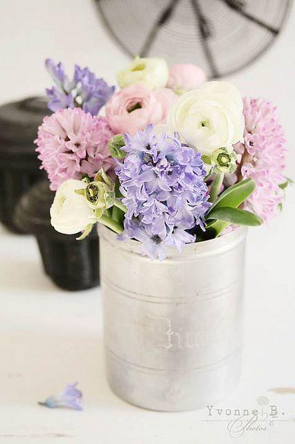 spring flower bouquet