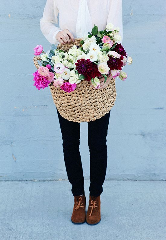 VALENTINE FLORAL GUIDE FOR GUYS!