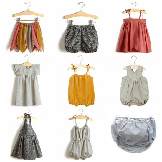 summer girl clothes