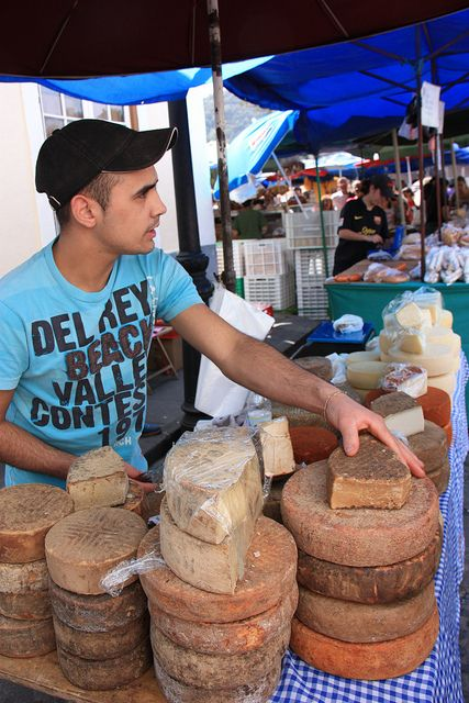 Street Markets (Spain).