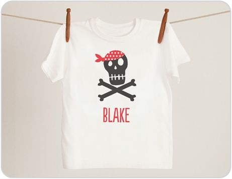 Buy Personalized Skull Baby Clothing