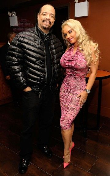 Ice-T and Wife Coco