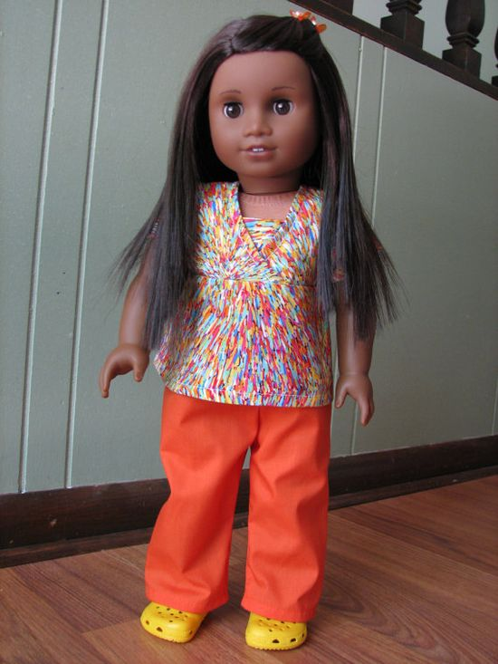 American Girl Doll Clothes / 18 Doll Clothes  by MadiGraceDesigns, $23.95