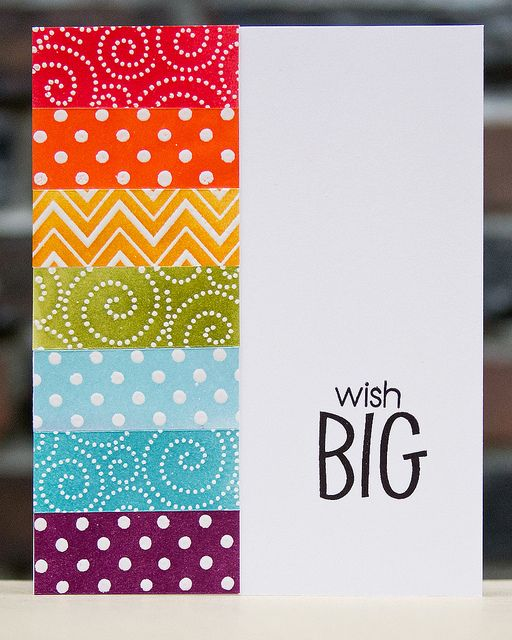 handmade card: Birthday