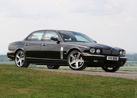 2007 Jaguar XJR Portfolio. The most beautiful of interiors........absolutely amazing
