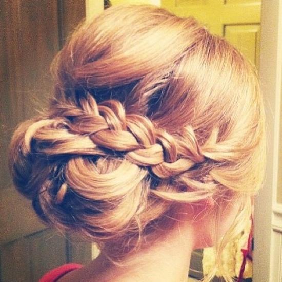 #pmtslouisville #paulmitchellschools #paul #mitchell #louisville #wedding #bridal #bride #hair #updo #ponytail #bun #inspiration #braid